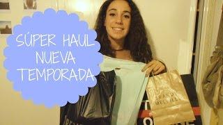HAUL NUEVA TEMPORADA: Forever 21, Pull&Bear, Stradivarius...|| Miss Mer Thumbnail