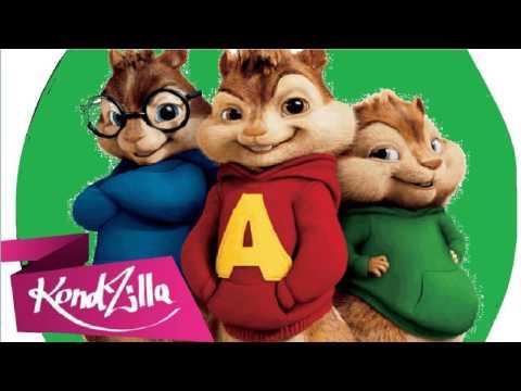 Alvin e os Esquilos part MC Zaac - Vai Embrazando AlvinZilla