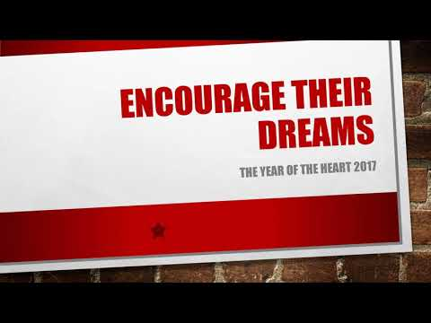 Encourage Their Dreams