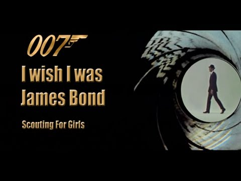 James Bond 50 Year Tribute: I Wish I Was James Bond