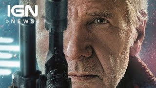 Harrison Ford Reveals New Info on Star Wars Experience - IGN News