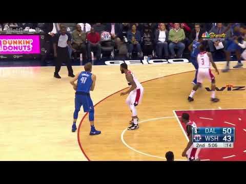 Washington Wizards vs Dallas Mavericks   Full Game Highlights   November 7, 2017