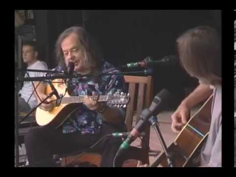 Jackson Browne with David Lindley - Call It A Loan