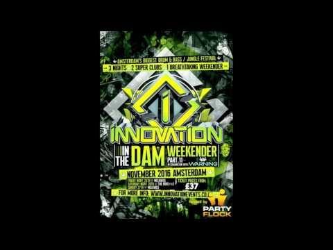DJ VOLTAGE & MC SKIBADEE - INNOVATION IN THE DAM 2016