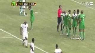 Ghana - Comoros 2:0 World Qualifiers 2018 Highlights