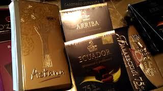 Обзор горького шоколада/ Lindt, Озера, Бабаевский, Вдохновение, Alpen Gold, Рахат, Победа