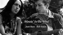 Blowin' In The Wind    Joan Baez - Bob Dylan