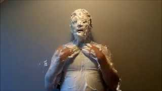 getting messy with shaving cream 2 Thumbnail