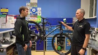 Обзор велосипеда Merida Big Nine 200 2019 года