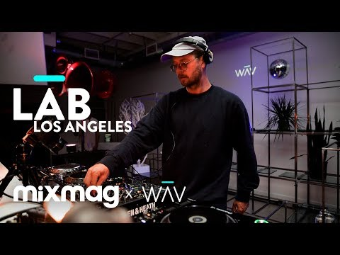 RAMPA deep house set in The Lab LA