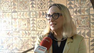 """Directora MNAR: La Colección Visigoda es """"de primer nivel"""""""