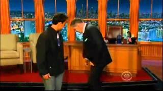 Craig Ferguson 8/30/12A Late Late Show beginning XD