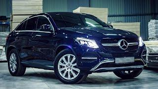 Тест-драйв Mercedes GLE Coupe