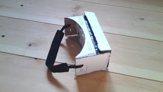 виртуальные очки своими руками