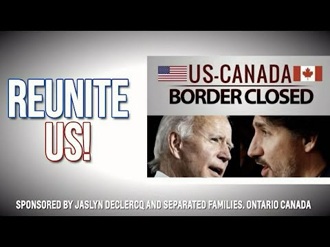 U.S.-style attack ads target Justin Trudeau, demand Canada reopen border | COVID-19