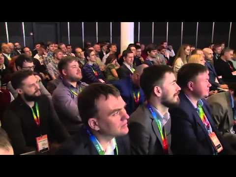 Успех Bitcoin & Blockchain Conference Russia׃ Видеообзор  Выпуск 7 2016