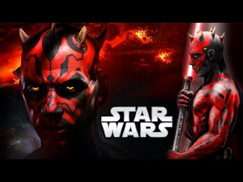 How Powerful Was Darth Maul? Star Wars Explained