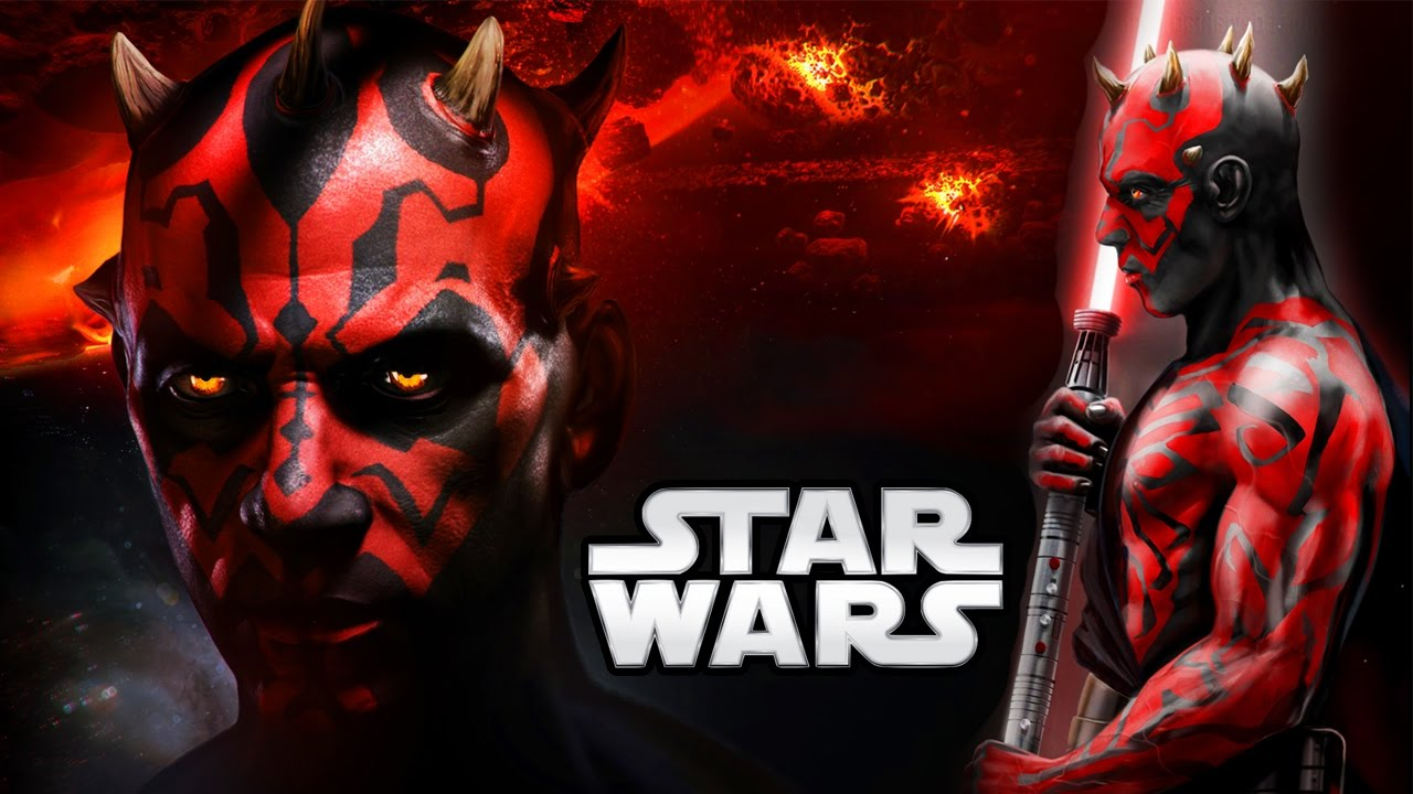 how powerful was darth maul star wars explained youtube