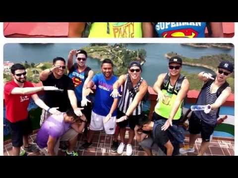 Raph's Bachelor Party (Medellin, Colombia)