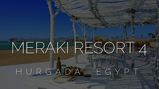 Обзор Meraki Resort Adult Only 4 Хургада Египет Отель для молодежного отдыха все включено
