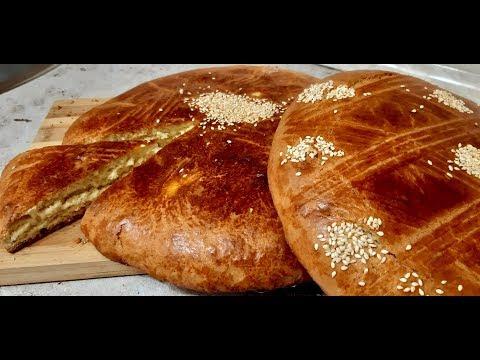 Aрмянская гата БАХАРЧ:гата без начинки-Ани Кухня!!
