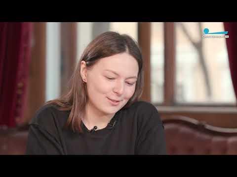 Ксения Сидорина. О любви к старине и французам. «Время суток. Интервью»