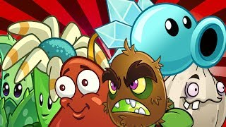 What are the WORST Plants in Plants vs Zombies 2? Video
