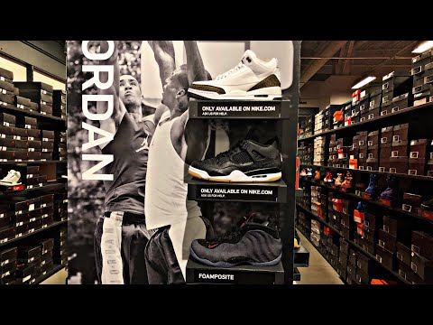 Finding the most EXPENSIVE item in the Nike Outlet!!