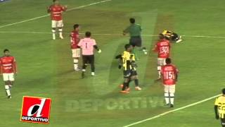 The Strongest 3 - 1 Wilstermann (Torneo Clausura 2014)