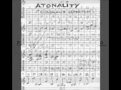Atonal Music Explained in a nutshell