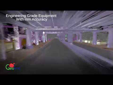 LiDAR Corridor Mapping