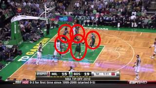 NBA 2k11: Bucks at Celtics - Why Rajon Rondo is the BEST PG in the NBA