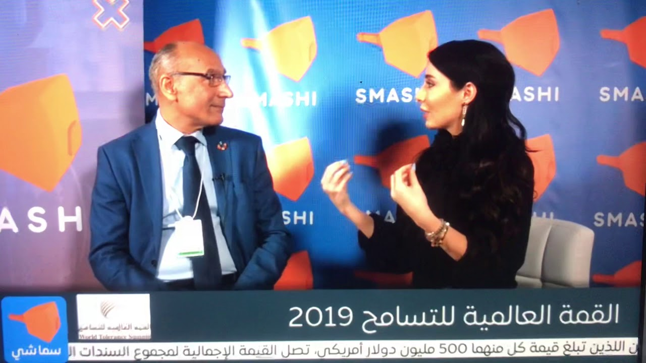 Interview with Smashi TV