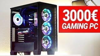 3000€ Euro Gaming PC?! - TEST & Zusammenbauen