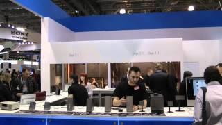 Видеорепортаж с Международной выставки CE&PE - 2012.