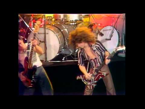 "Van Halen - ""Runnin' With The Devil"" (Official Music Video)"