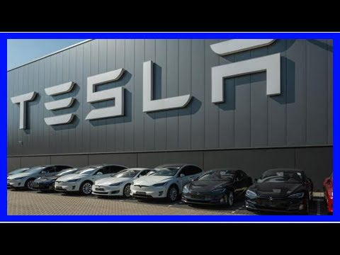 Tesla chief says China trade rules uneven, asks Trump for help
