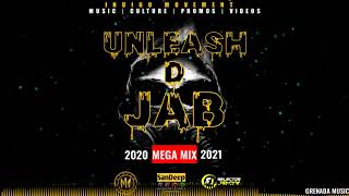 Unleash d Jab Power Soca mix [Official Grenada Soca 2020 - 2021] | Selector JBoy