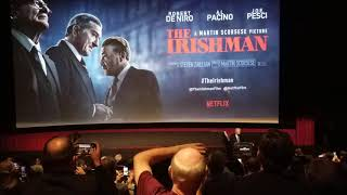 The Cast Introduce Netflix's The IRISHMAN at the Premiere
