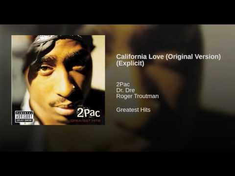 California Love (Original Version) (Explicit)