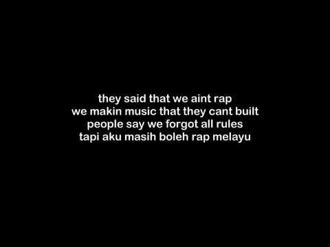SonaOne ft Qbe & Karmal   Rap Melayu Lirik