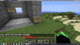 [FR] Présentation du plugin v10Lift pour votre Serveur Minecraft