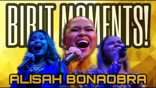 Alisah Bonaobra - BIRIT MOMENTS!