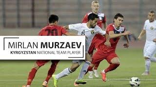 Мирлан Мурзаев в Отборочном раунде Кубка Азии 2019! NEW