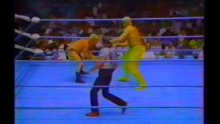 "L A Olympic Don ""Fonzo"" Fargo vs. Willem Ruska June 25, 1976"
