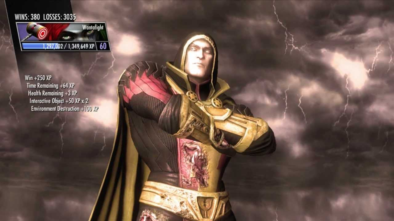 Superman Hd Wallpaper Injustice Gods Among Us Shazam Regime Very Hard Arcade
