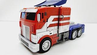 트랜스포머 옵디머스프라임 트럭 자동차 로봇 변신 Optimus Prime Transformers IDW Series Generation Toy GT-03 Truck Robot