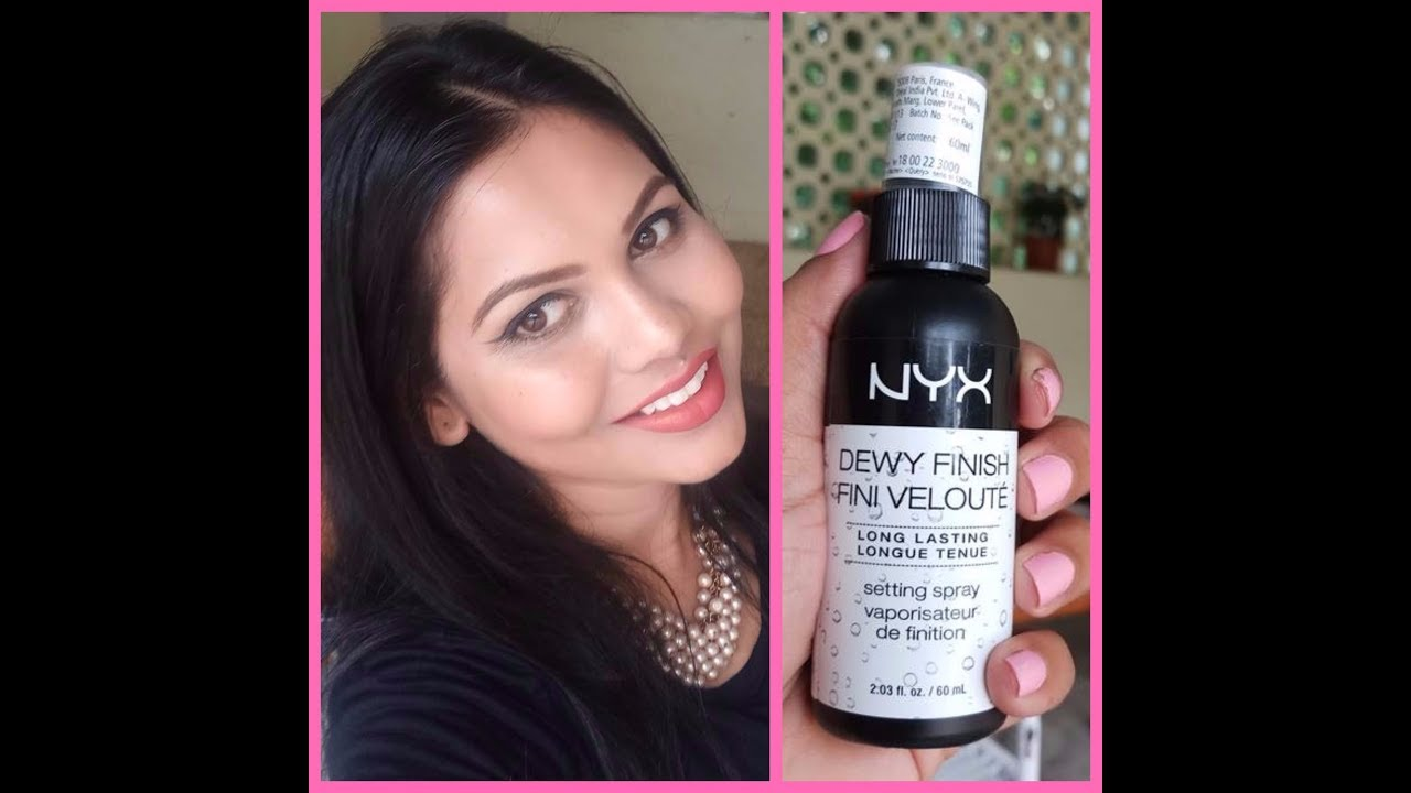 Dewy Finish Makeup Setting Spray by NYX Professional Makeup #6