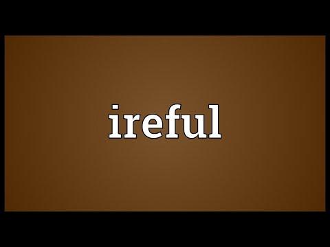 Header of ireful