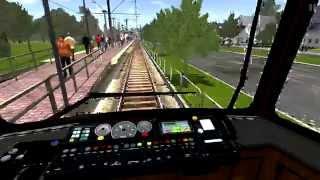 ◀Tram Simulator Dusseldorf 2013 GameplayTrailer,01